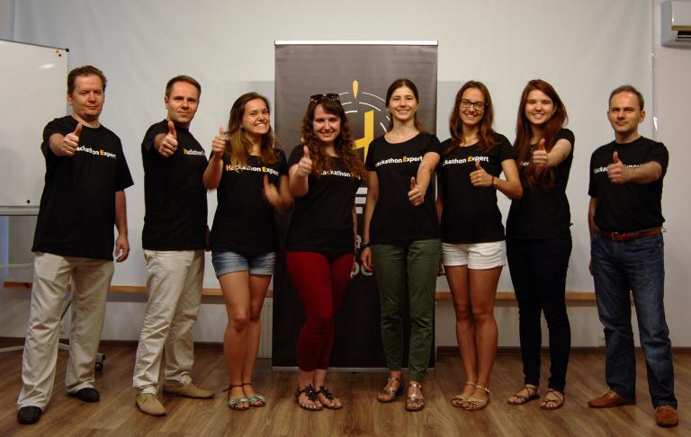 Computer Vision Hackathon in Odessa Succeeded