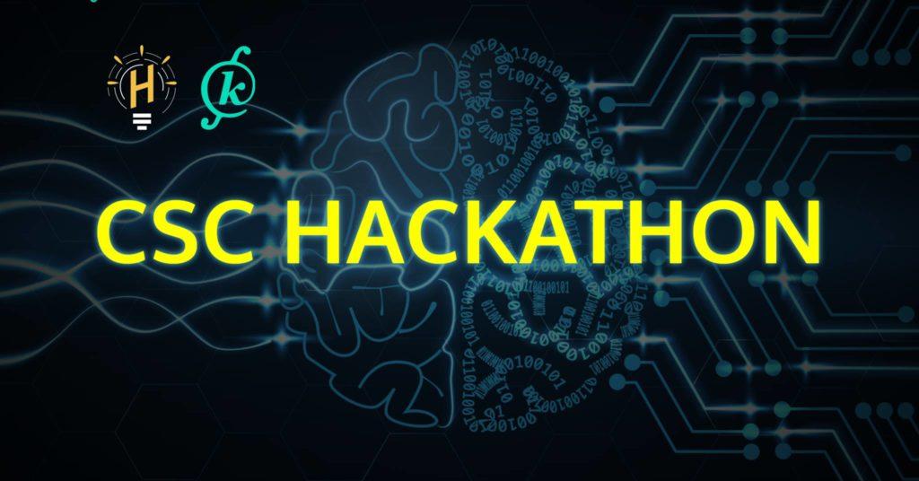 CSC Hackathon 2019